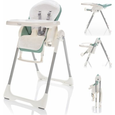 Jídelní vysoká židle ZOPA Space Misty Green