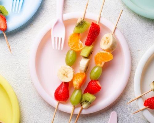 Zdravé svačinky pro děti 🍓 | Recepty a inspirace (2021)
