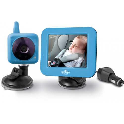 Digitální video chůvička do auta Bayby BBM7030 srovnání