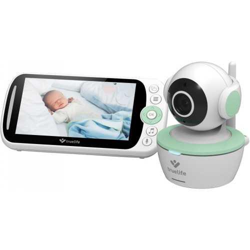 TrueLife NannyCam R360 je video chůvička s mcroUSB napájením