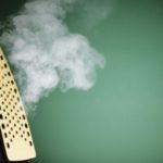 jak vyčistit žehličku - rady a tipy, které fungují