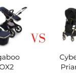 Bugaboo FOX2 vs Cybex PRIAM