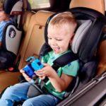 Recenze a hodnocení dětské autosedačky Kinderkraft Comfort Up