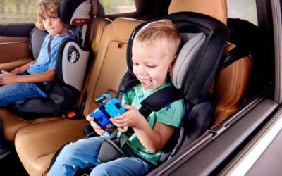 Autosedačka Kinderkraft Comfort Up 👶 | Recenze a hodnocení