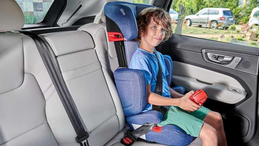 Recenze a hodnocení na autosedačku Kinderkraft Junior Fix 15-36 kg