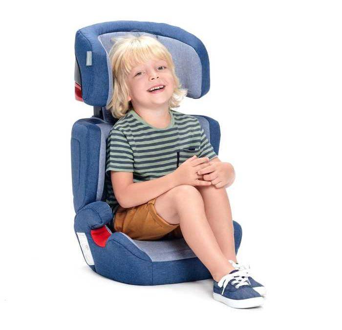 Autosedačka Kinderkraft Junior Fix 15-36 kg 👶 | Recenze a hodnocení