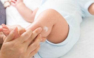 Jak správně pečovat o dětskou pokožku? 👶 | Rady a tipy od Feedo.cz