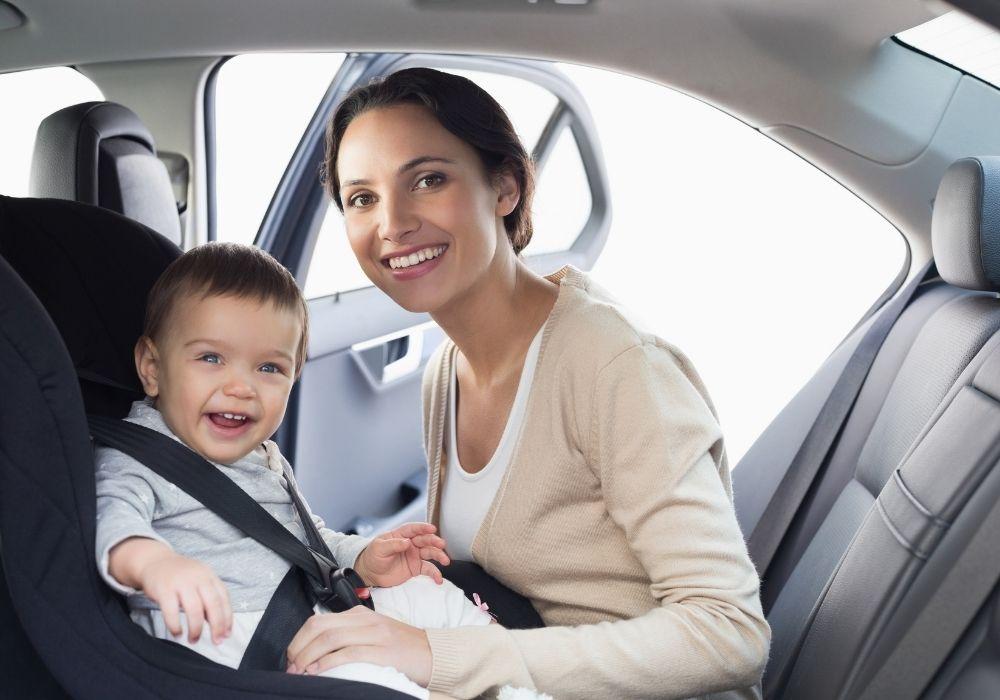 Jak správně vybrat pokračovací autosedačku - rady a tipy od Modrého Koníka