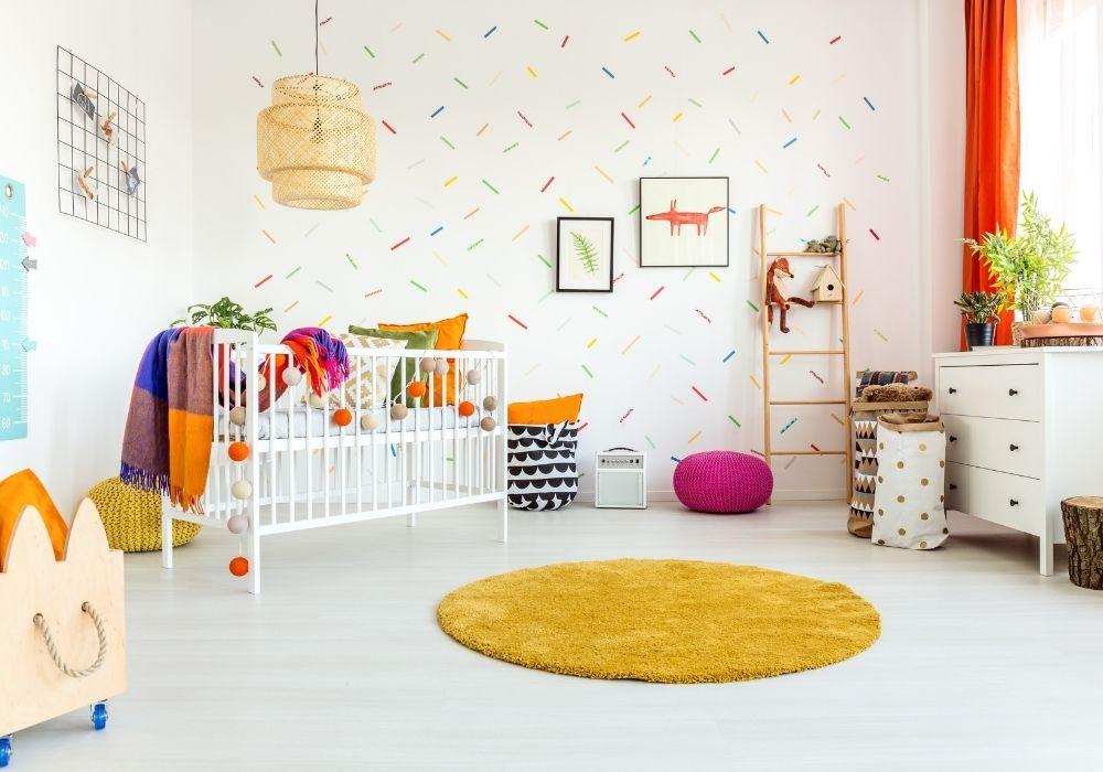 Rady a tipy na zařízení dětského pokojíčku