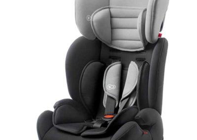 Kinderkraft Concept je autosedačka 9-36 kg. Jaké má recenze?